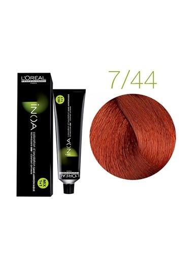 Inoa No:7,44 Saç Boyası 60 Gr,BAKIR Bakır